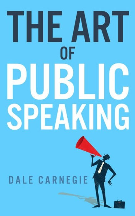 Art of public speaking book review